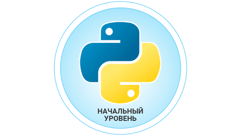 Программирование на языке Python . Начальный уровень