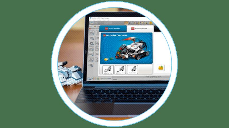 Знакомство с виртуальной средой LEGO Digital Designer