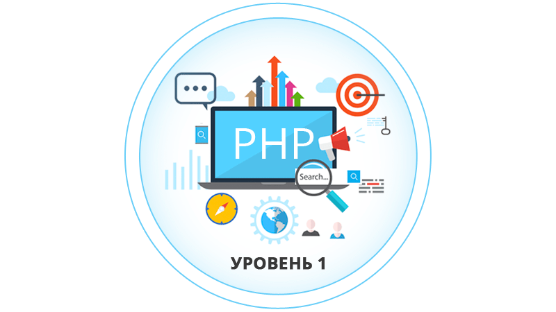 Разработка серверных скриптов на PHP. Уровень 1